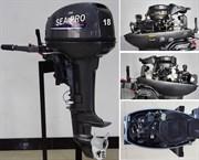 Лодочный мотор Sea-pro Т 18S