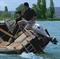 Подвесной лодочный мотор Honda BF 10 DK2 SHU - фото 5369