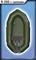 Гребная лодка Муссон R 200 с гребками - фото 9271