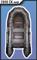 Моторно-гребная лодка Муссон 2800 СК кмф - фото 9397